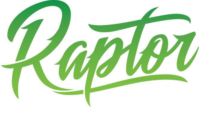 Raptor Wrap & Sign