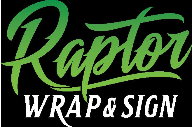 Raptor Wrap & Sign